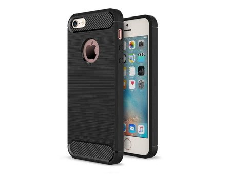 D-Pro Flex Carbon Case Etui iPhone 5/5S/SE