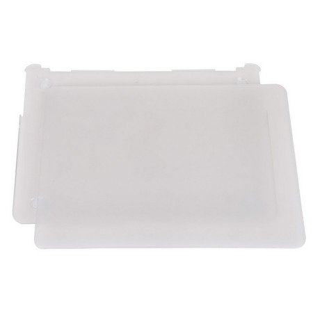 Hard Shell Case Mat Etui Macbook Air 13 (Frosted White)