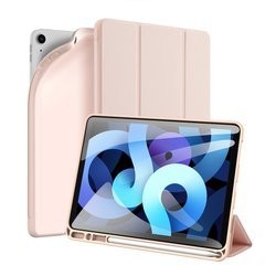 Dux Ducis Osom Smart Cover + Apple Pencil Slot Etui iPad Air 4 10.9 (Light Pink)