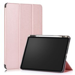 Hex Smart Cover Pencil Holder Etui Z Klapką do iPad Pro 11 2020 (Rose)