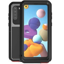 Love Mei Powerful Case Pancerne Etui Samsung Galaxy A21 (SM-A215)