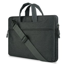 Nano V3 Briefcase torba z paskiem na ramię Laptop / MacBook 13.3 (Graphite)