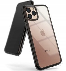 Ringke Fusion Case Etui Obudowa iPhone 11 Pro Max (Smoke Black)