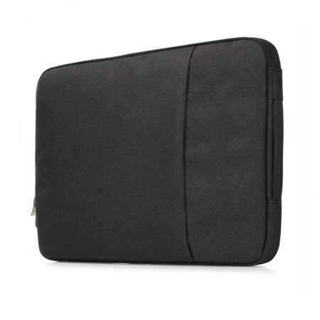 D-Pro Canvas Sleeve Torba Laptop / Macbook 15.4 (Black)