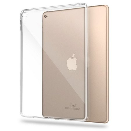 D-Pro TPU Soft Gel Case Etui Silikon iPad Air 2 (Clear)