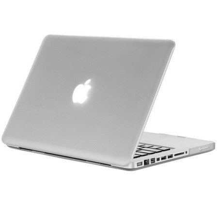 Hard Shell Case Etui Obudowa Macbook Pro 13 (A1278) (Matte Whtie)