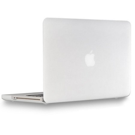 Hard Shell Case Etui Obudowa Macbook Pro 15 (A1286) (Matte White)