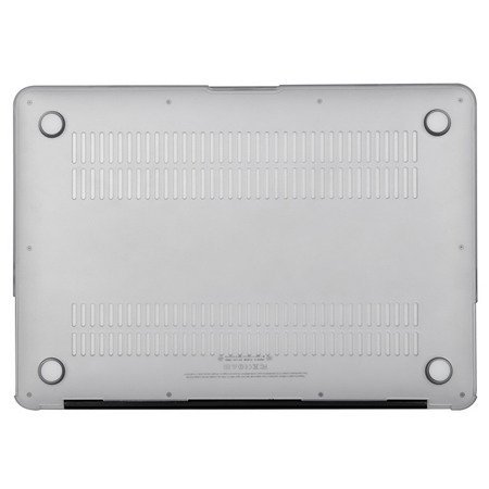 Hard Shell Case Mat Etui Macbook Air 11 (Frosted White)